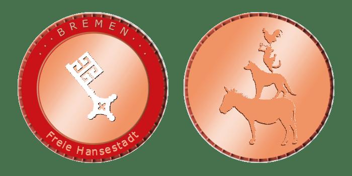 Kupfermünzen