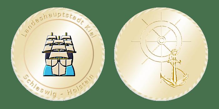 Allgemeine Informationen zu Messingmünzen