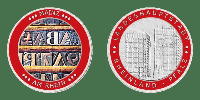 Ehrenmedaille für Unternehmen oder Institutionen