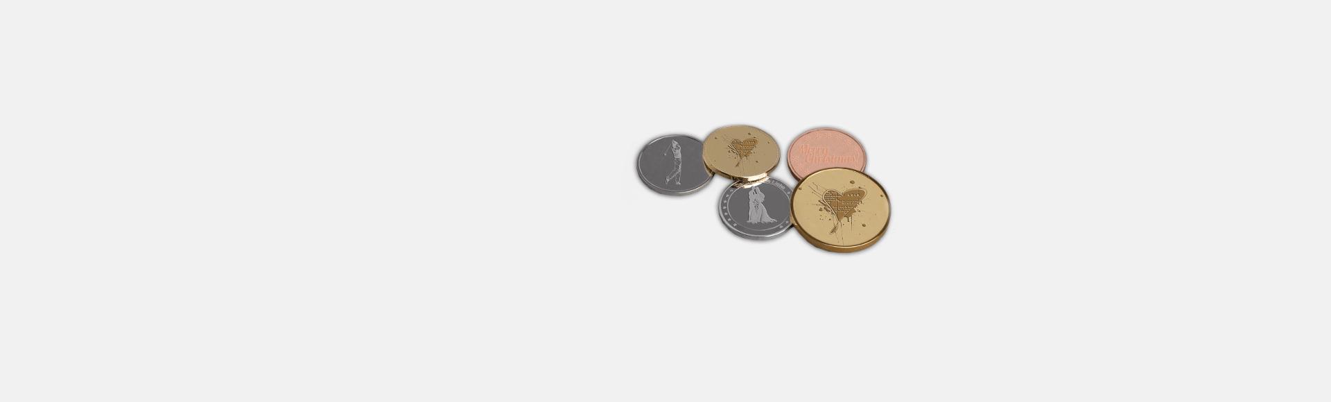 Gedenkmünzen erstellen